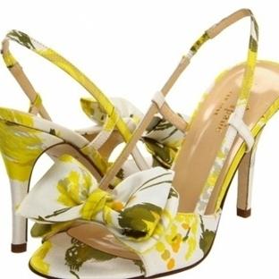 Desenli Gelin Ayakkabıları