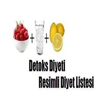 Detoks Diyeti ile Hızlı Zayıflama