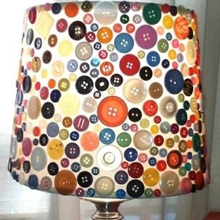 Düğmelerle Yapılan Birbirinden Güzel Diy Projeleri