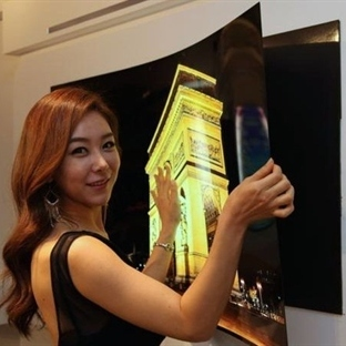 Duvara Yapışabilen Televizyon