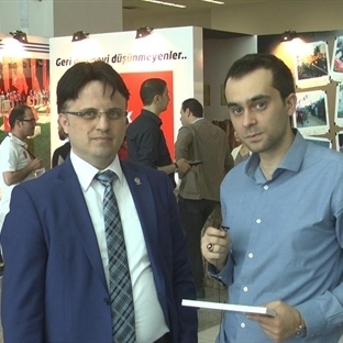 E-Game Show Özel GSB Nusrat ve E-Spor  Röportaj