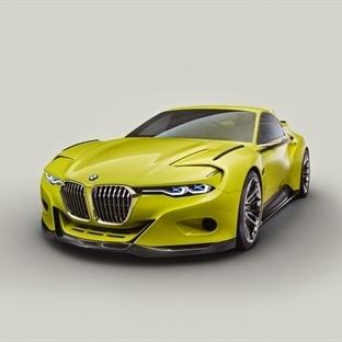 Efsanevi BMW 3.0 CSL Geri Mi Dönüyor?