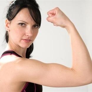 Evde Yapabileceğini 4 Triceps (Tuzluk) Egzersizi