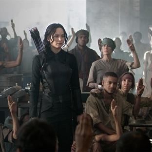 FİLM ZAMANI: The Hunger Games Mockingjay Part I