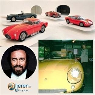 Ferrari, Balsamic, Pavarotti ve Modena
