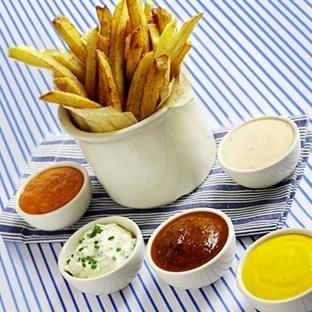 Fırında Patates Kızartması Tarifi