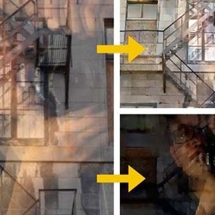 Fotoğraftaki yansımayı temizleyen algoritma