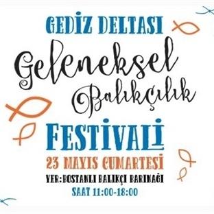 Geleneksel Balıkçılık Festivali, Gediz Deltası