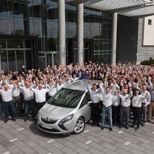 General Motors'un 500 Milyon'uncu Otomobili Opel!