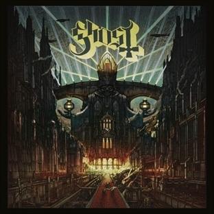 Ghost-Meliora Albüm Kapağı ve Listesi Belli Oldu
