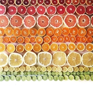 Gıda Fotoğrafçısı Wright ve Renkli Mutfağı