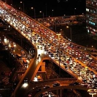 Google Maps'e Trafik Durumu Özelliği