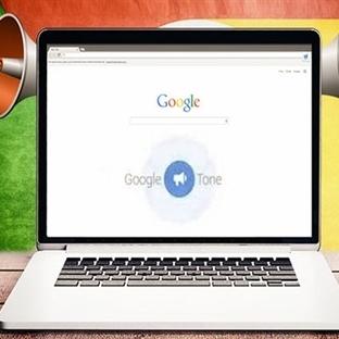 Google Tone ile Url Üzerinden Ses Paylaşımı