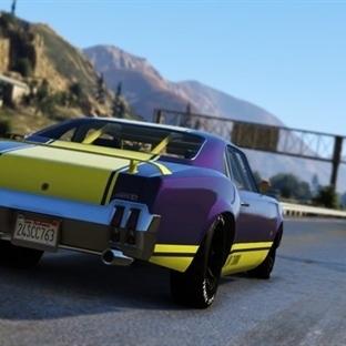 GTA V Arabalarının Gerçek Halleri