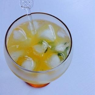 Gün Kurusu Kayısılı Buzlu Çay