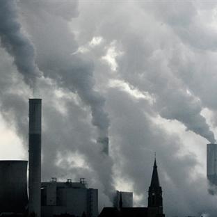 Havadaki karbondioksit oranında tarihi rekor