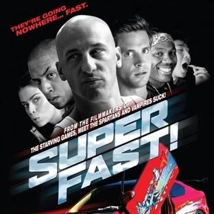 Hızlı ve Öfkeli ve Absürt : Superfast!