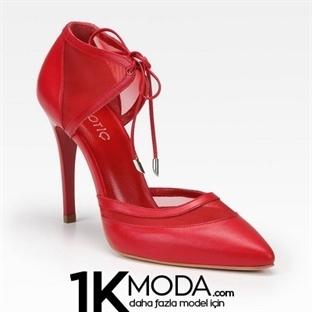 Hotiç Bayan Ayakkabı Modası