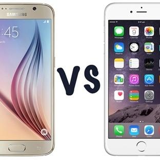 iPhone 6 mı Galaxy S6 mı hangisi hızlı? Hız testi