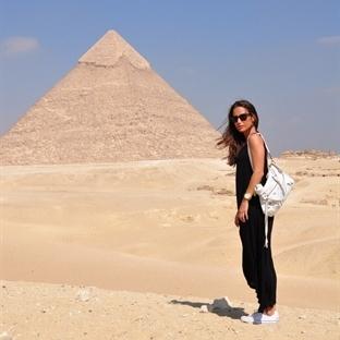 Kahire - Piramitler