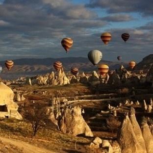 Kapadokya Gezi Notları