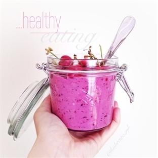 Karadutlu Yoğurt ve Müsli-Sağlıklı Beslenme -1-