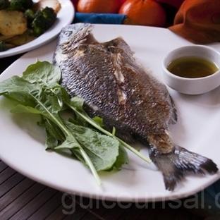 Karagöz balığı nasıl pişirilir ?
