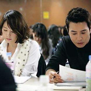 Kim Sun Ah ile Joo Sang Wook aynı dizide