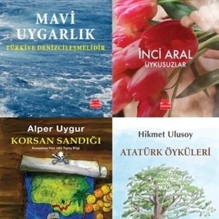 Kırmızı Kedi'den Dört Yeni Kitap