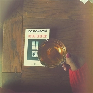 Kitap : Beyaz Geceler - Dostoyevski