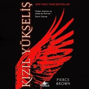 Kızıl Yükseliş - Pierce Brown | Kitap Yorumu