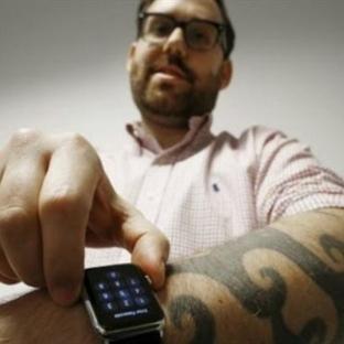 Kolda dövme varsa Apple saati düzgün çalışmıyor