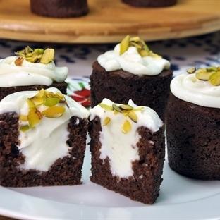 Kremalı Bardak Kek Tarifi - Harika Tarif