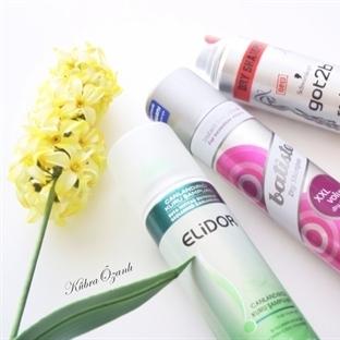 Kuru Şampuan / Dry Shampoo...