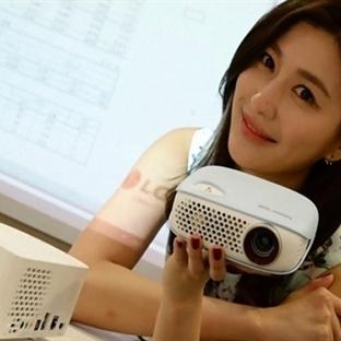 LG'den İki Yeni Minibeam Projektör