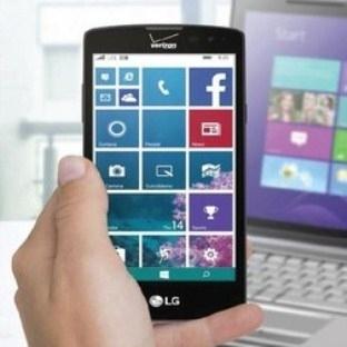 LG'den Windows Phone'lu Akıllı Telefon: LG Lancet