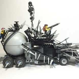 Mad Max Fury Road LEGO Oyuncakları