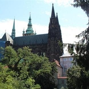 Masal gibi bir şehir: Prag