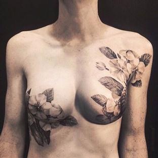 Meme Kanseri Savaşçıları için Anlamlı Dövmeler
