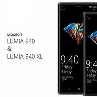 Microsoft Lumia 940 ve 940 XL'in Özellikleri Sızdı