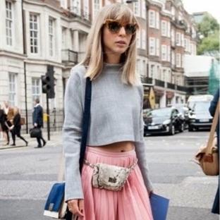 Moda: Bel Çantası