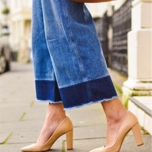 Moda: Denim Culotte