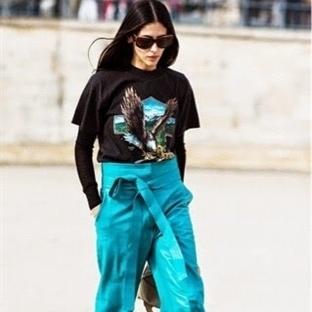 Moda: Kuşaklı Pantolonlar