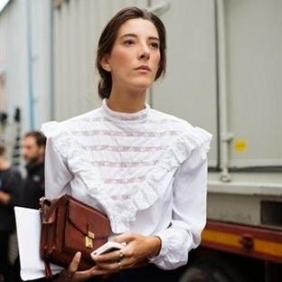 Moda: Romantik Bluzler