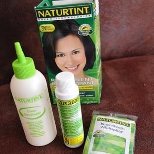 Naturtint Organik Saç Boyası Deneyimi-Koyu Kestane