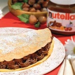 Nutellalı Pita Ekmeği Tarifi