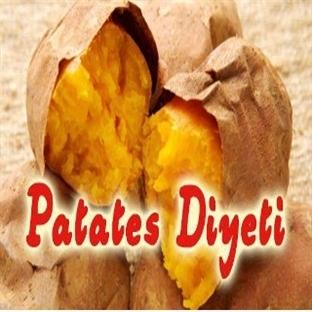 Patates Diyeti İle Haftada 3 Kilo