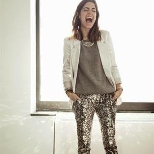 Payetli ve Pullu Giysiler Nasıl Giyilir?