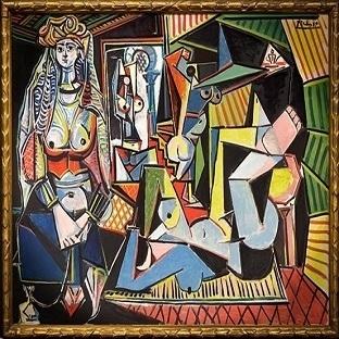 Picasso da bu günleri görseydi!