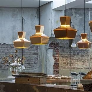 Piet Hein Eek'den Rotterdam'da Bakkerswinkel Café